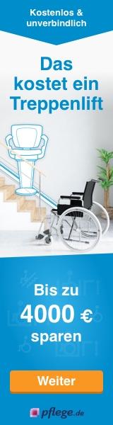 Treppenlift - Banner - 160x600